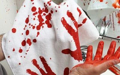 До чого сниться чужа кров?